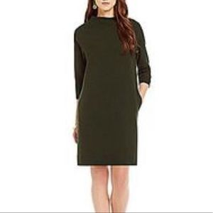 Antonio Melani Pine Emerald Green Career Dress